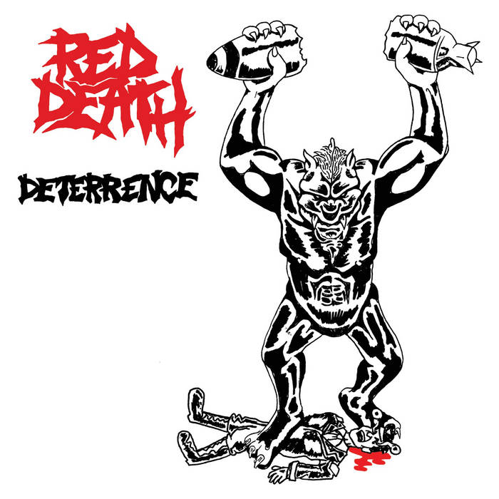 Deterrence cover art