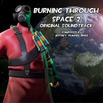 Burning Through Space 2 Original Soundtrack cover art
