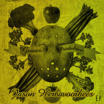 the JASON HERBAVOORHEES ep cover art