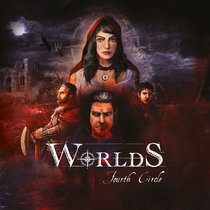 Worlds cover art