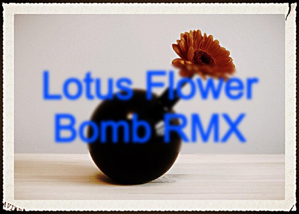 Lotus Flower Bomb Rmx Dcook