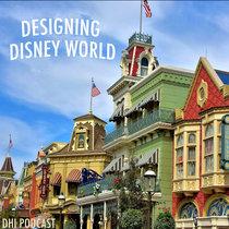 Designing Disney World cover art