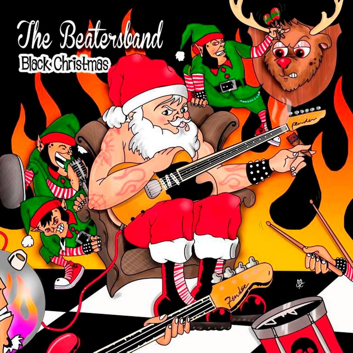 Rockin Around Christmas Tree.Rockin Around The Christmas Tree The Beatersband Vintage