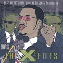 The X Files cover art