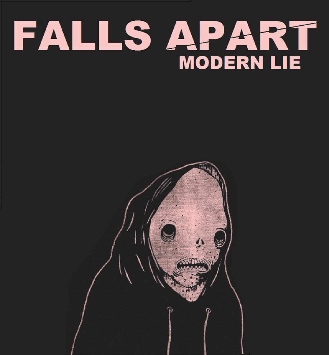 Falls Apart - MODERN LIE [single] (2016)