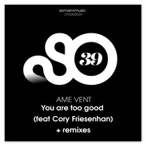 You are too good (feat Cory Friesenhan) + Remixes cover art