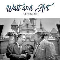 Walt and Art - A Friendship cover art