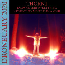 Snow Covers Everything at Least Six Months in a Year cover art