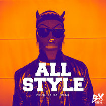 ALL STYLE BX'TREME cover art