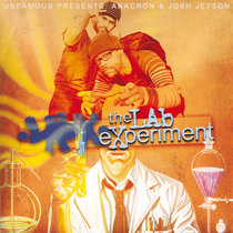 LAbX: The LAb eXperiment cover art