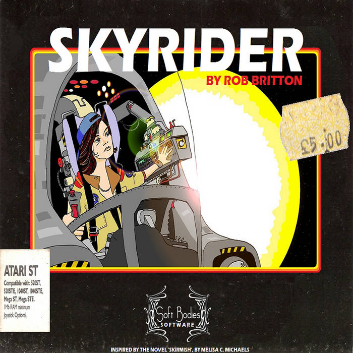 Skyrider cover art