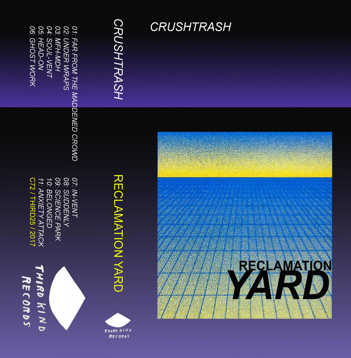 Reclamation Yard | Third Kind Records