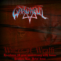 Waves Of Wrath 10 year anniversary re-release cover art