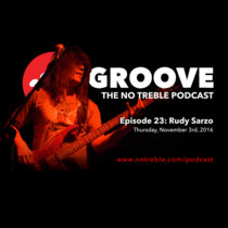 Groove – Episode #23: Rudy Sarzo cover art