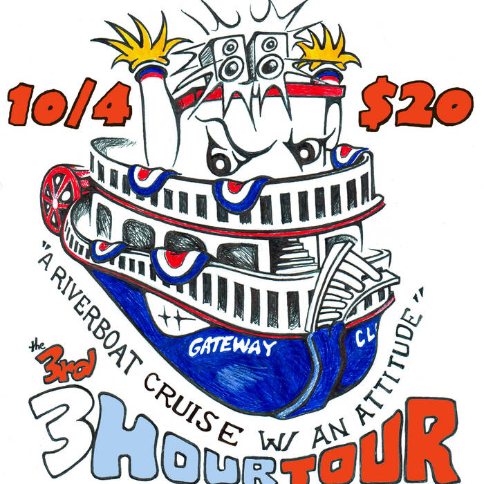 Gateway Clipper Music Cruise: Oct 4th cover art