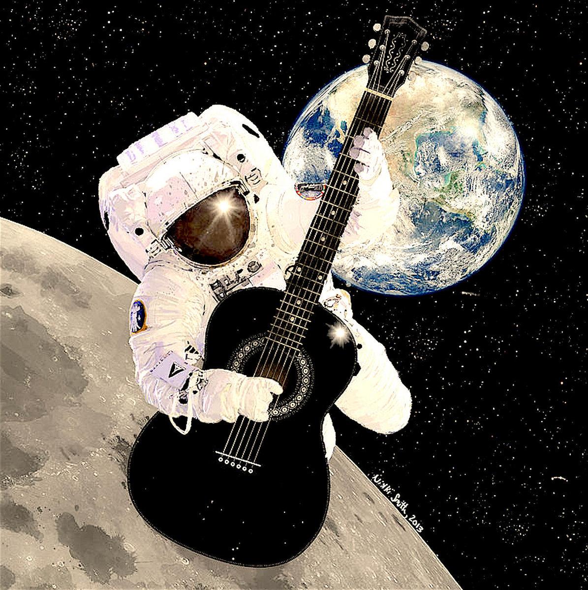 Space Oddity Album Version Johnny J Blair Singer At Large