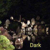 Michiru Aoyama「Dark」 cover art