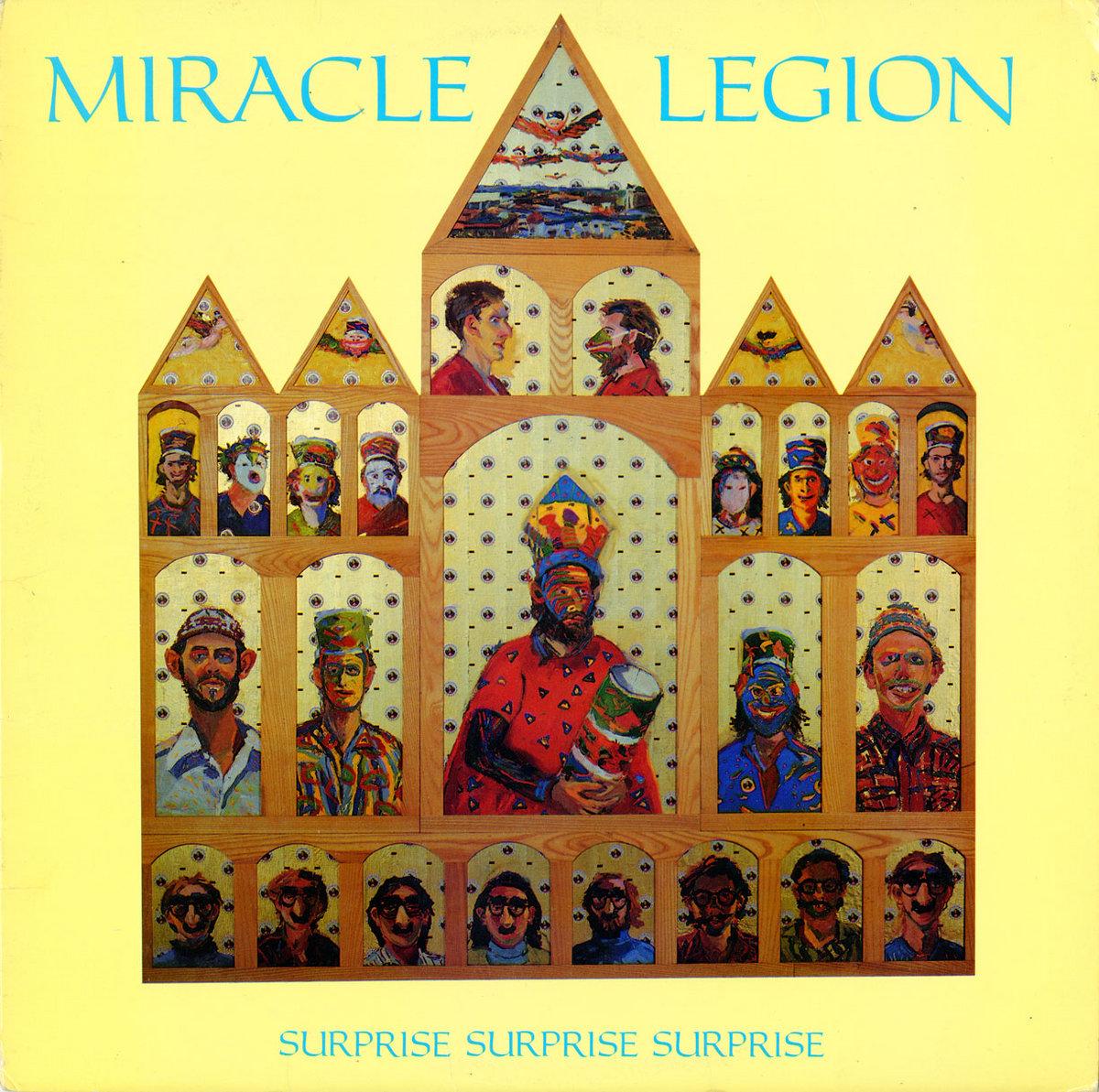 surprise surprise surprise | miracle legion