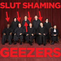 Slut Shaming Geezers [single] cover art