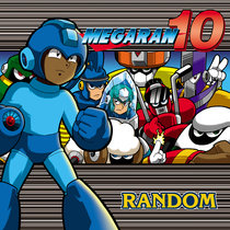 Mega Ran 10 cover art