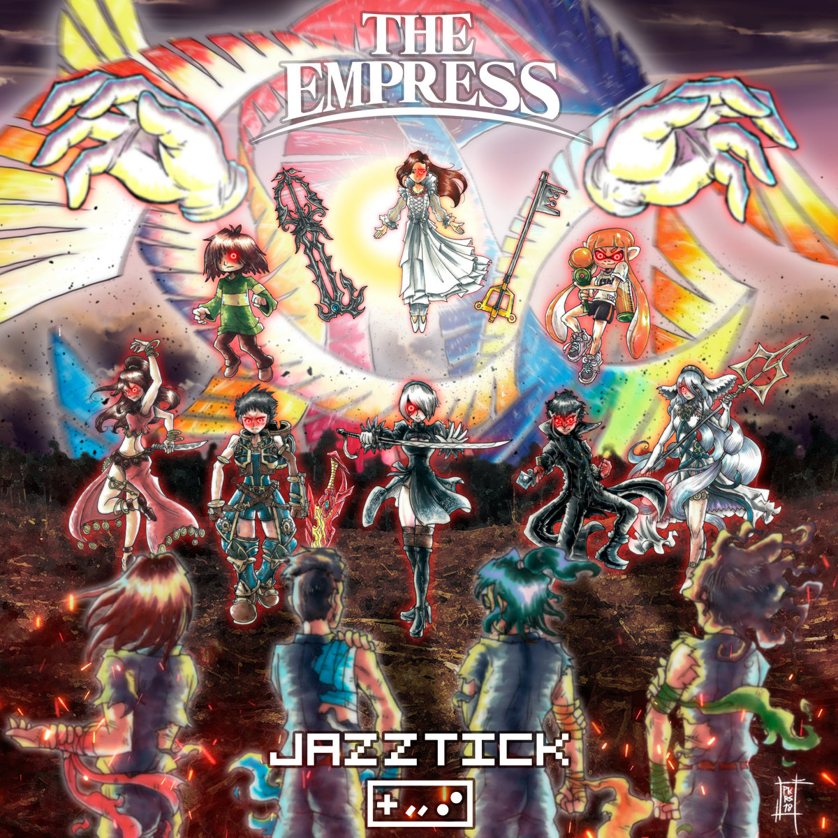 02 - Main Theme (Super Smash Bros  Ultimate) - Jazztick