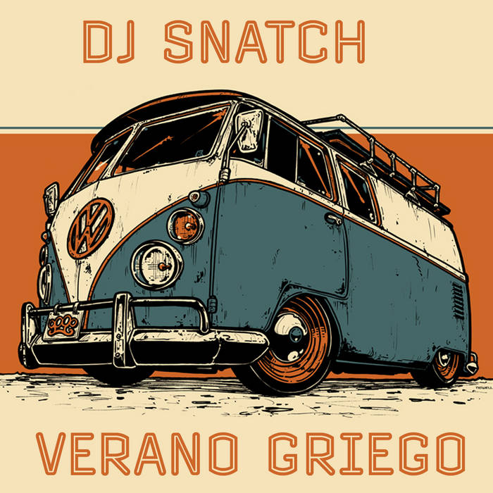 DJ SNATCH - VERANO GRIEGO cover art