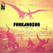 Funkanozor Vol. 2 cover art