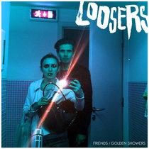 Friends (single) cover art