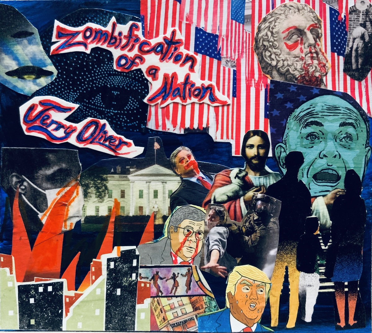 Zombification Of A Nation by Jerry Oliver