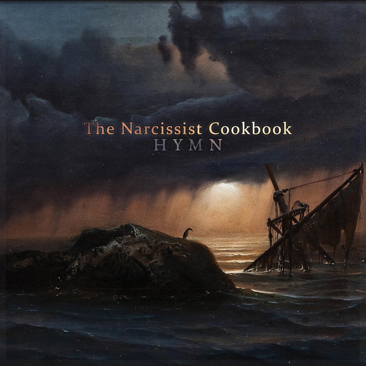 "<img src=""NarcissistCookbook.jpg"" alt=""The Narcissist Cookbook Scottish Musician Hymn album cover"" />"