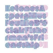 Ketones EP cover art