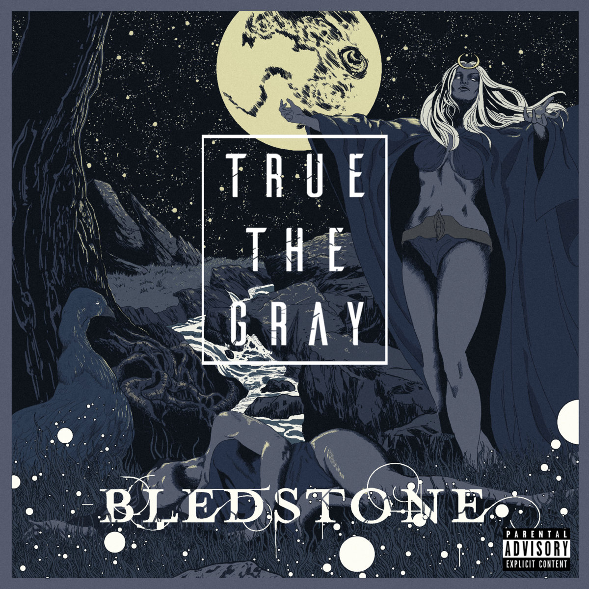 True The Gray - Bledstone [EP] (2019)