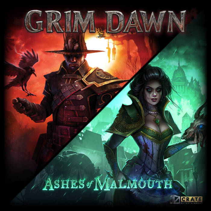 Grim Dawn: Soundtrack Boxset Vol  1 | SkewSound