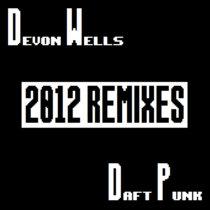 DAFT PUNK REMIXES (2012) cover art