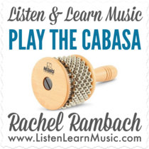 Play the Cabasa cover art