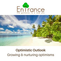 Optimistic Outlook – Growing & nurturing optimism cover art