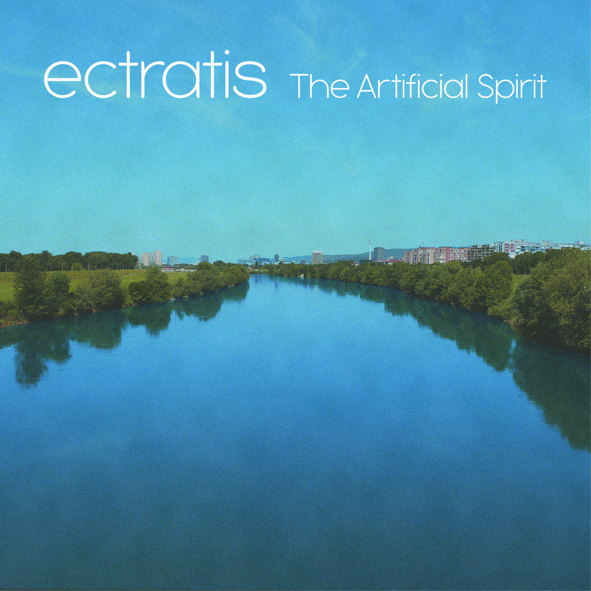 Album 'The Artificial Spirit' i na webu