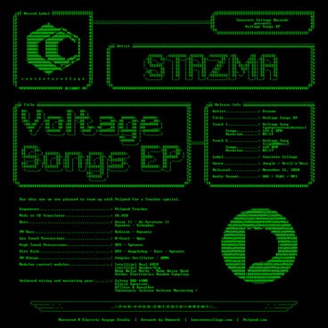 Voltage Songs EP main photo