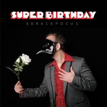 Abracapocus by Super Birthday