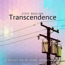 Transcendence: A Collection of Piano Improvisations cover art