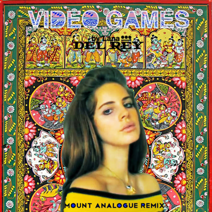 The gallery for --> Video Games Lana Del Rey Album Cover