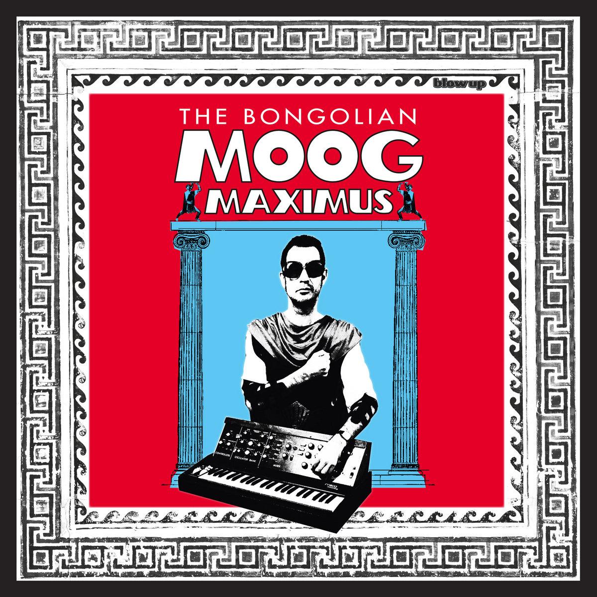 Moog Maximus | Blow Up Records