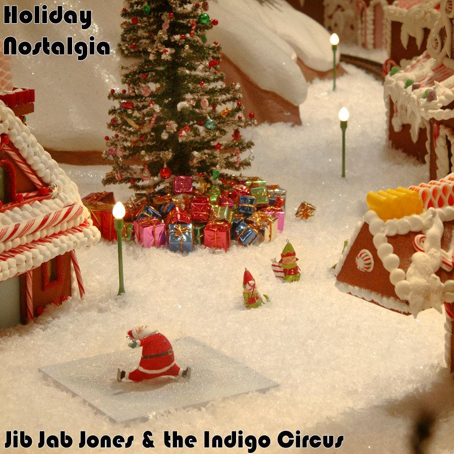 Jib Jab Jones & the Indigo Circus