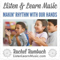 Makin' Rhythm With Our Hands cover art