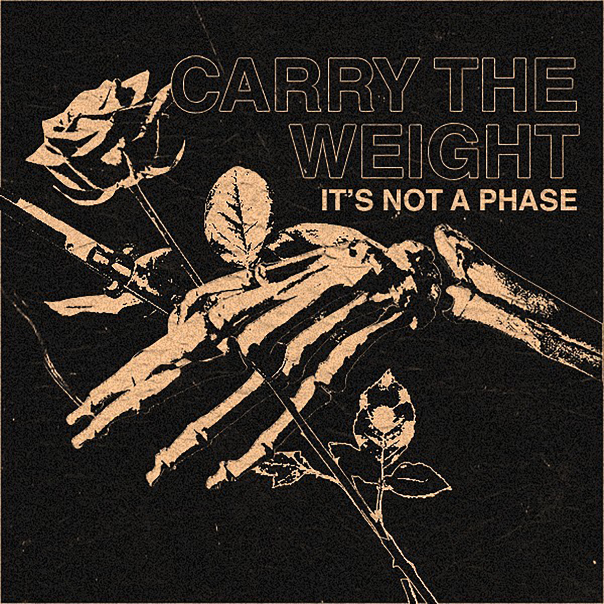 Carry the Weight - It's Not A Phase [EP] (2019)