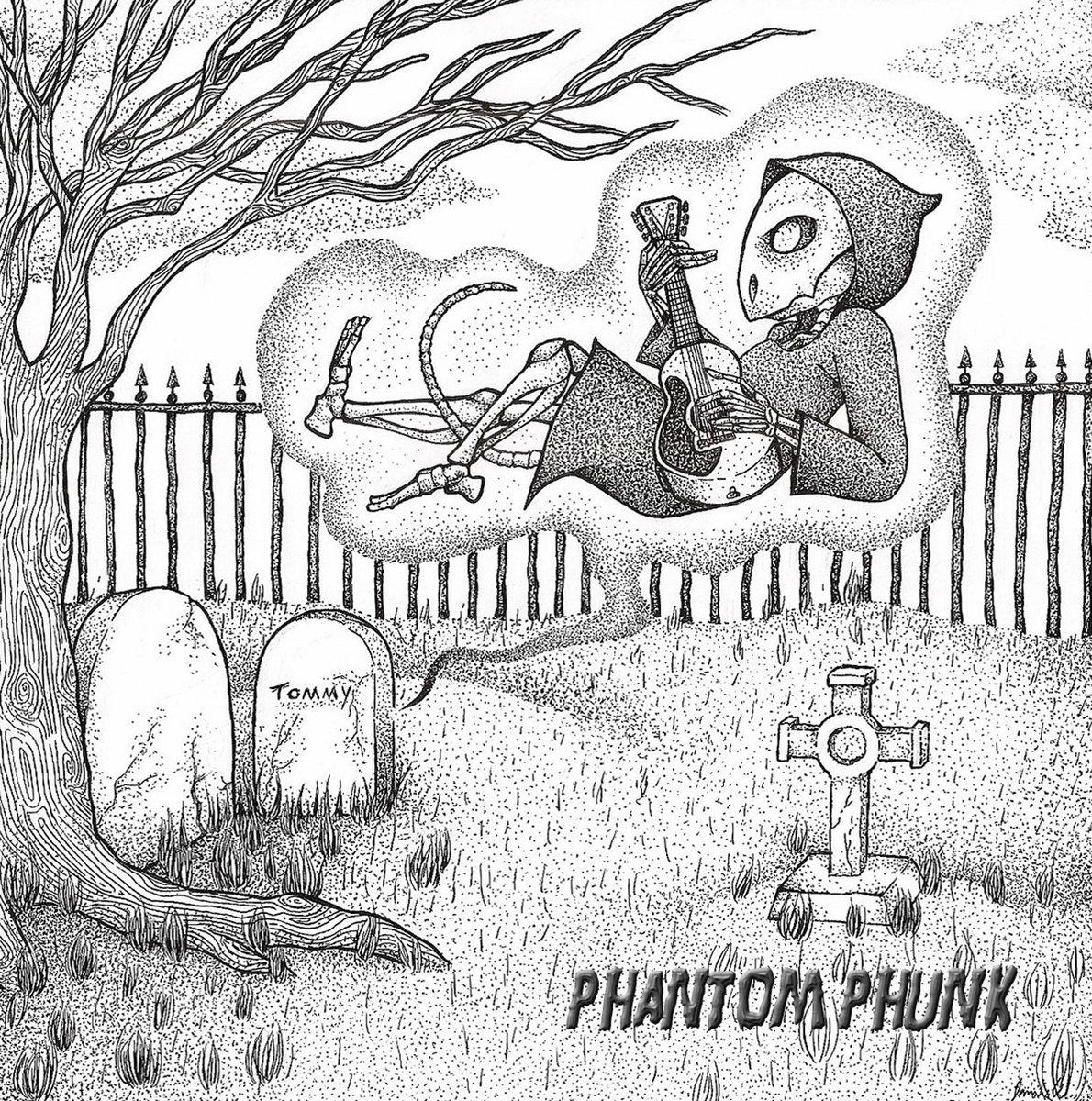 Tommy's Cosmic Avocado | Phantom Phunk