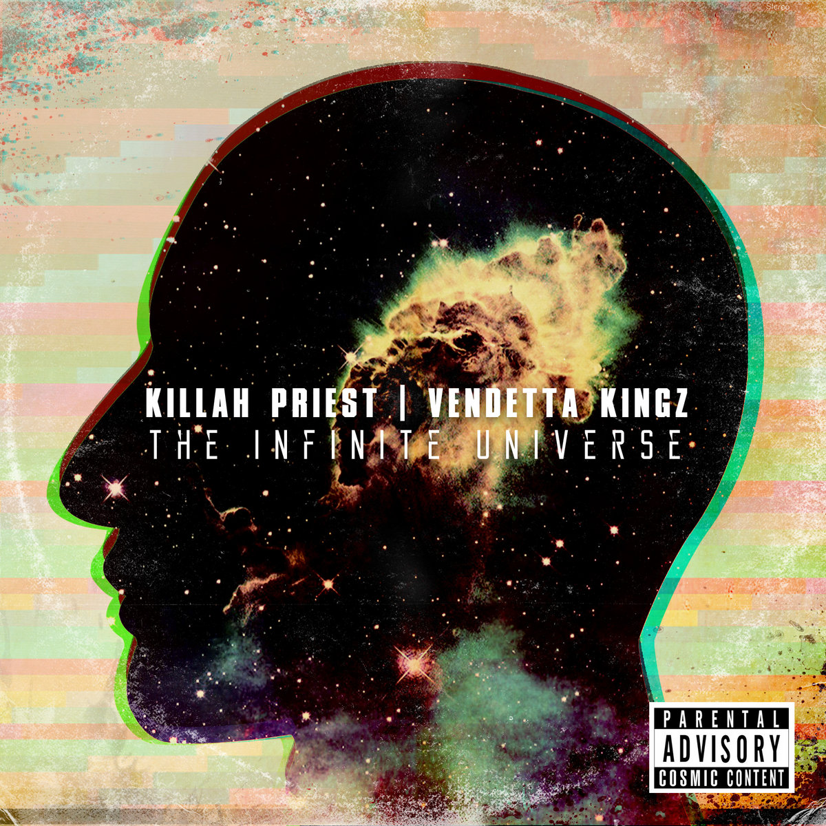 Resultado de imagen para Killah Priest & Vendetta Kingz - The Infinite Universe