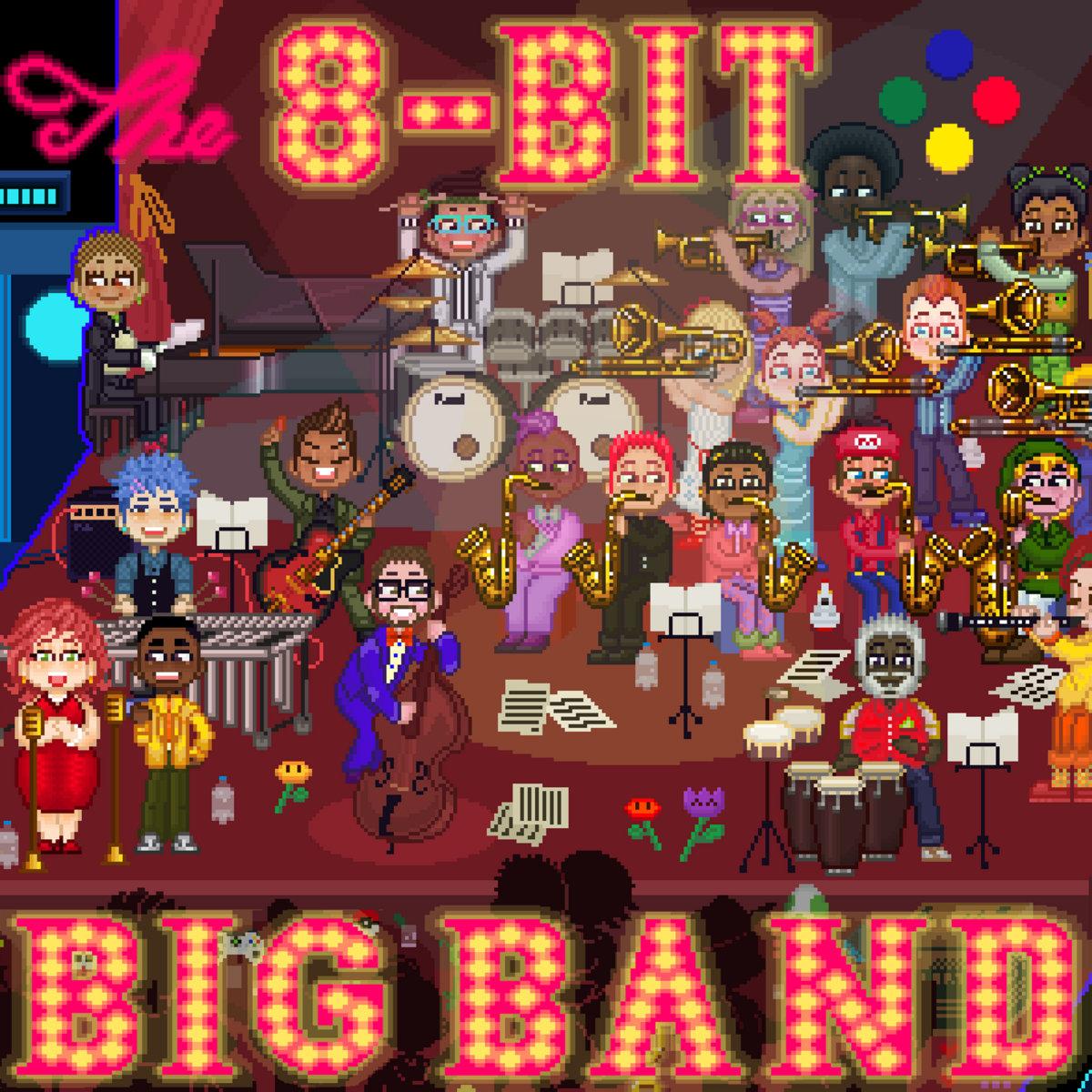 Album 1 - Press Start! | The 8-Bit Big Band