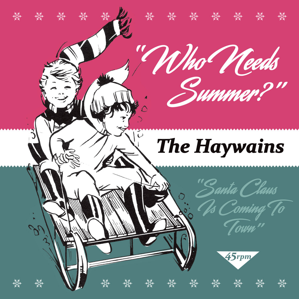 Who Needs Summer The Haywains