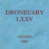 Droneuary LXXV - <01> cover art